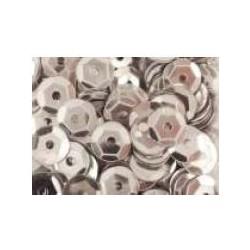 Cekiny metaliczne srebrne błyszczące 6gr