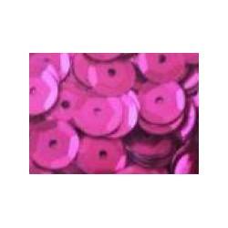 Cekiny metaliczne różowe matowe 6gr