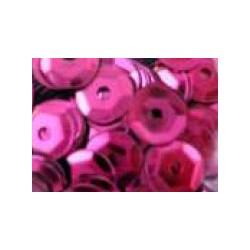 Cekiny metaliczne różowe 6gr