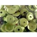 Cekiny metaliczne jasno-zielone 6gr