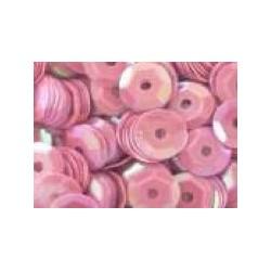 Cekiny opalizujące pastelowo-różowe 6gr