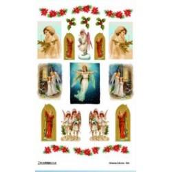 Papier ryżowy Decoudesigns do decoupage Boże Narodzenie 10