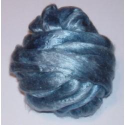 Jedwab do filcowania 10 g - jasno-niebieski
