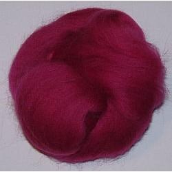 Czesanka merynos australijski 50g - 5710 pink