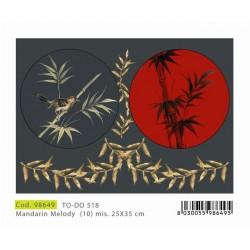 Papier Artistico Mini Mandarin Melody 25X35 518