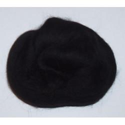 Czesanka merynos australijski 10g - czarny