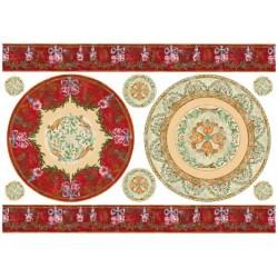 Papier Calambour Antique Decorations 06 - Roma 6