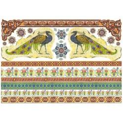 Papier Calambour Antique Decorations 07 - Mozaika