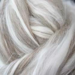 Czesanka lis polarny plus bambus 10g