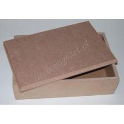 MDF pudełko prostokątne 200x230x60