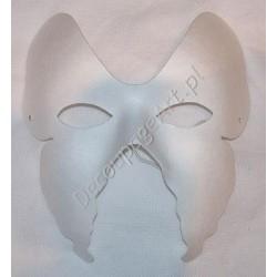 Maska wenecka motyl