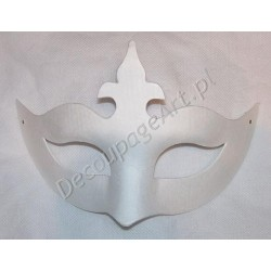 Maska wenecka diadem