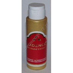 Farba Cadence Golding Paint 70ml - pure gold