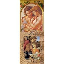 Papier do decoupage La Velinette Średniowiecze