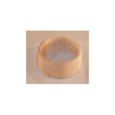 Bransoletka płaska 30 mm