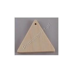 Kolczyk/zawieszka nr 139 - trójkąt