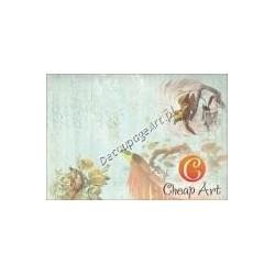 Papier do decoupage soft Cheap-Art A3 Letnia melodia