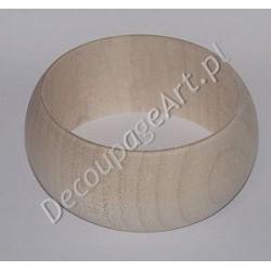 Bransoletka półokrągła 35 mm