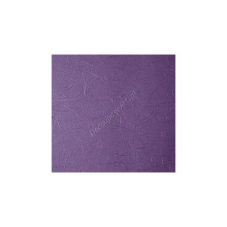 Papier ryżowy 50x70 cm - fioletowy