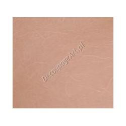 Papier ryżowy 50x70 cm - łososiowy