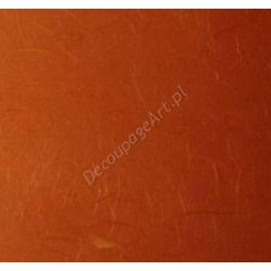 Papier ryżowy 50x70 cm - pomarańczowy
