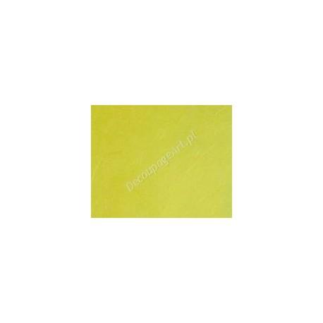 Papier ryżowy 50x70 cm - żółty