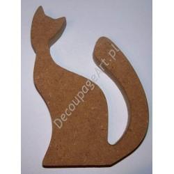 Stojak z MDF 12 cm. Nr 22 Kot