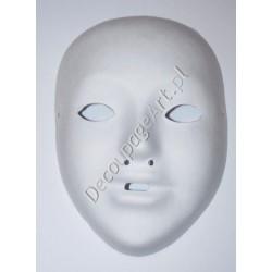 Maska wenecka delikatna twarz dziewczęca