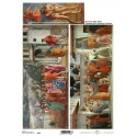Papier do decoupage ITD SOFT 060 - Masaccio