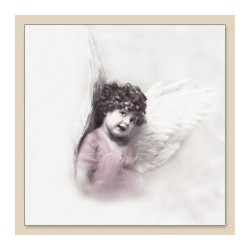 Serwetka do decoupage Cute Angel Girl