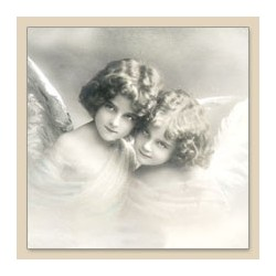 Serwetka do decoupage Sweet Angels