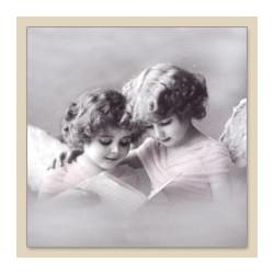 Serwetka do decoupage Pink Angels