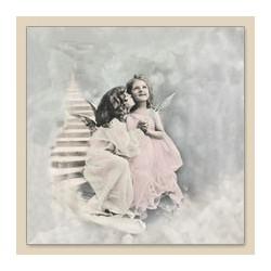 Serwetka do decoupage Happy Angels