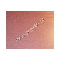 Bibułka gładka perłowa liliowa