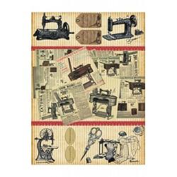 Papier Ryżowy Cadence 011 Maszyny do szycia
