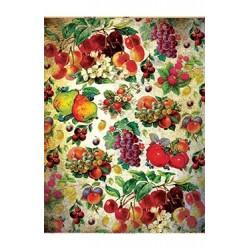 Papier Ryżowy Cadence 038 Owoce