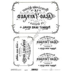 Papier do transferu ITD Classic 013 Etykiety