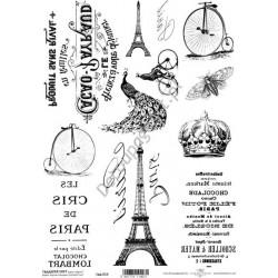 Papier do transferu ITD Classic 014 Paryż