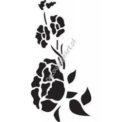 Szablon 15x20 cm - 066 kwiaty