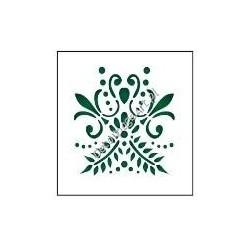 Szablon Ornament 18 - 12 x 15 cm
