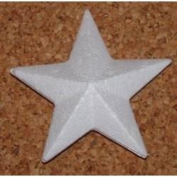 Gwiazda styropian 100 mm