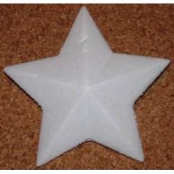 Gwiazda styropian 150 mm