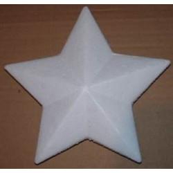 Gwiazda styropian 200 mm
