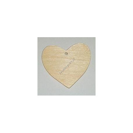 Kolczyk/zawieszka nr 134 - serce