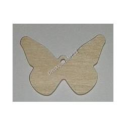 Kolczyk/zawieszka nr 137 - motyl
