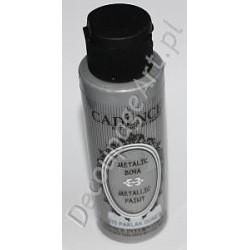 Farba Cadence Metallic 70ml (silver- srebrny)