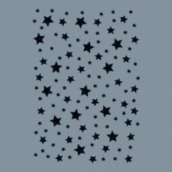 Szablon A4 Cadence AS401 - gwiazdki