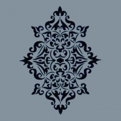Szablon A4 Cadence AS421 - ornament