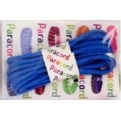 Paracord Parachute cord 550 33 niebieski 2,8 m