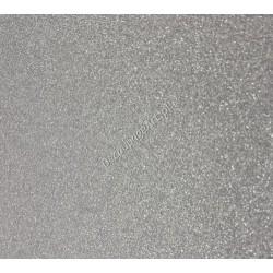Karton brokatowy dwustronny srebrny 310 gr